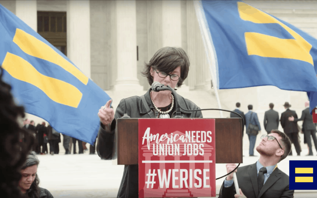 Janus Amicus Demonstrates That Unions Protect LGBT Workers