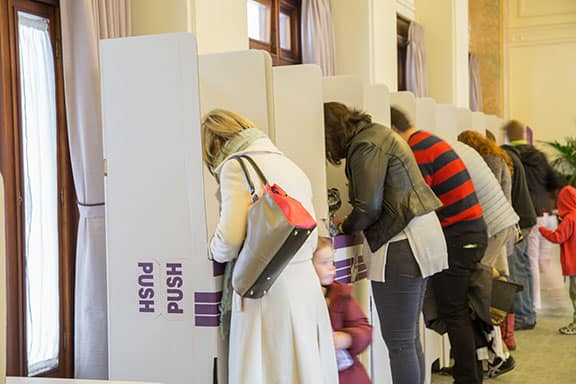 How Courts Could Guarantee Time off to Vote
